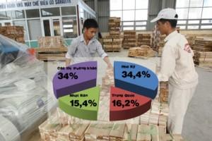 Ngành gỗ Việt Nam: Cơ hội tới… 20 tỷ USD?
